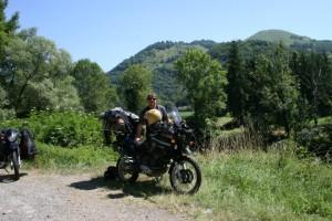 humm2 300x200 Horizons Unlimited Mountain Madness 2008