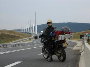 milau bridge france 300x225 Horizons Unlimited Mountain Madness 2008