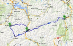 ride out in the alps 300x189 Switzerland Tenere 30th Birthday