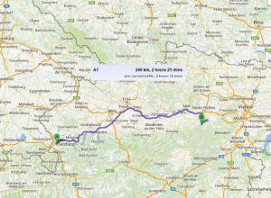 Salzburg to Traisen 300x220 Super Tenere 25th Birthday Meet 2014